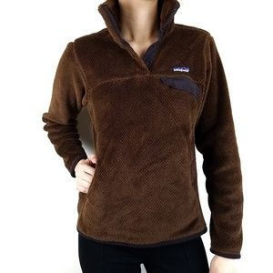 Patagonia Re-Tool Snap-T Fleece Pullover Sweater